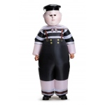 Alice Through the Looking Glass: Inflatable Tweedle Dee/Dum Child Costume One-Size: Standard, Everyday, Child