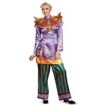 Alice in Wonderland: Through the Looking Glass Deluxe Asian Alice Adult Costume M: Medium, Everyday, Adult