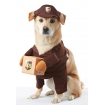 UPS Worker Pet Costume - Large