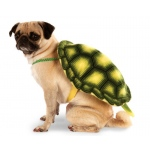 Turtle Shell Pet Costume - Large