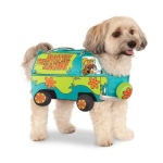 Scooby Doo: The Mystery Machine Pet Costume - Small