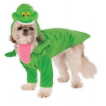 Ghostbuster Slimer Pet Costume - Small