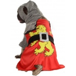 Sir Barks A Lot Knight Pet Costume - Small