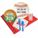 Birthday Express Baseball Time Party Pack