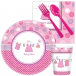 Birthday Express Baby Shower Girl Shower With Love Snack Pack (8)