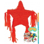 BuySeasons Art Party Pinata Kit