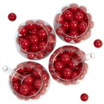 BuySeasons Red Gumball Candy Pack
