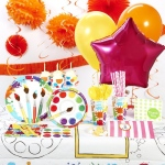 Amscan Art Party Direct Super Deluxe Kit