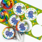 Birthday Express Dinosaurs Lollipop Favor Kit