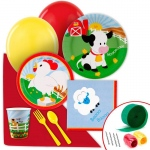 Birthday Express Barnyard Value Party Pack