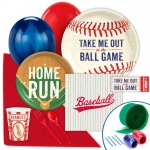 Birthday Express Baseball Time Value Party Pack