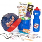 Birthday Express Baseball Filled Party Favor Bucket