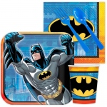Birthday Express Batman Snack Party Pack
