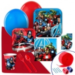 Avengers Assemble Value Party Pack: Birthday