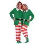 Elf Zipster Adult - Large/X-Large