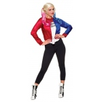 BuySeasons Suicide Squad: Harley Quinn Teen Costume Kit One-Size