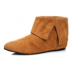 Pan Suede Ankle Adult Boot - Men's 12-13