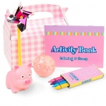 BuySeasons Peppa Pig Filled Party Favor Box