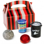 Blaze and the Monster Machines Filled Favor Box (4): Birthday