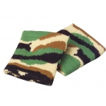 BuySeasons Camo Sweat Bands (12)