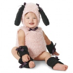 Chic Puppy Infant Costume - 6-12M
