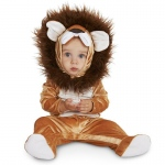 Lion Infant Costume 12-18M: 12-18M, Everyday, Infant