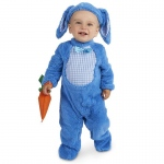 Blue Bunny Infant Costume - 6-12M