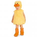 Dream Weavers Costumers Duck Toddler Costume 2-4T