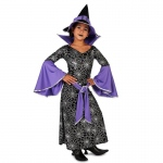 Enchanting Witch Child Costume - Small (4-6)