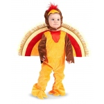 Turkey Tot Trot Infant Costume 6-12M: 6-12M, Everyday, Infant