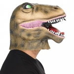 Dream Weavers Costumers Dinosaur Adult Mask One-Size