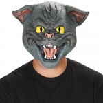 Dream Weavers Costumers Black Cat Adult Mask One-Size