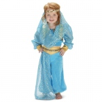 Mystic Genie Toddler Costume  2T-4T: 2T - 4T, Everyday, Toddler