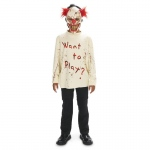 Carn-Evil Playful Clown Child Costume - Large (12-14)