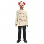 Carn-Evil Playful Clown Child Costume - X-Large (16-18)