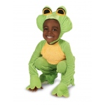 Frog Infant Costume 6-12M: 6-12M, Everyday, Infant