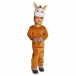 Dream Weavers Costumers First Rodeo Horse Child Costume Small (4-6)