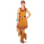 Native Princess Adult Costume S: Small, Everyday, Adult
