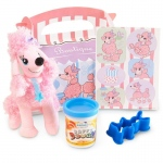BuySeasons Pink Poodle in Paris 2nd Birthday Party Favor Box