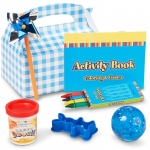 Boy's Little 1 Favor Box (4): Birthday