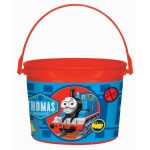 Thomas the Tank Favor Container (4): Birthday