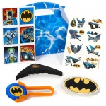 Batman Heroes and Villains Favor Box (4): Birthday