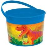 Prehistoric Party Favor Bucket (4): Birthday