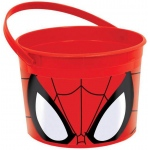 BuySeasons Spider-Man Favor Bucket