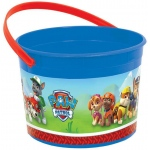 PAW Patrol Favor Bucket (4): Birthday