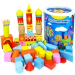 52-piece Daydream Castle Building Blocks