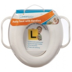 Dreambaby® Potty Seat with Handles: White