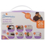 Dreambaby® Home Safety Kit: 26 Pieces