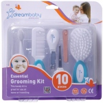Dreambaby® Essential Grooming Kit: 10 Pieces