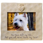 Pet Memorial Frame: Brown, Everyday, Unisex